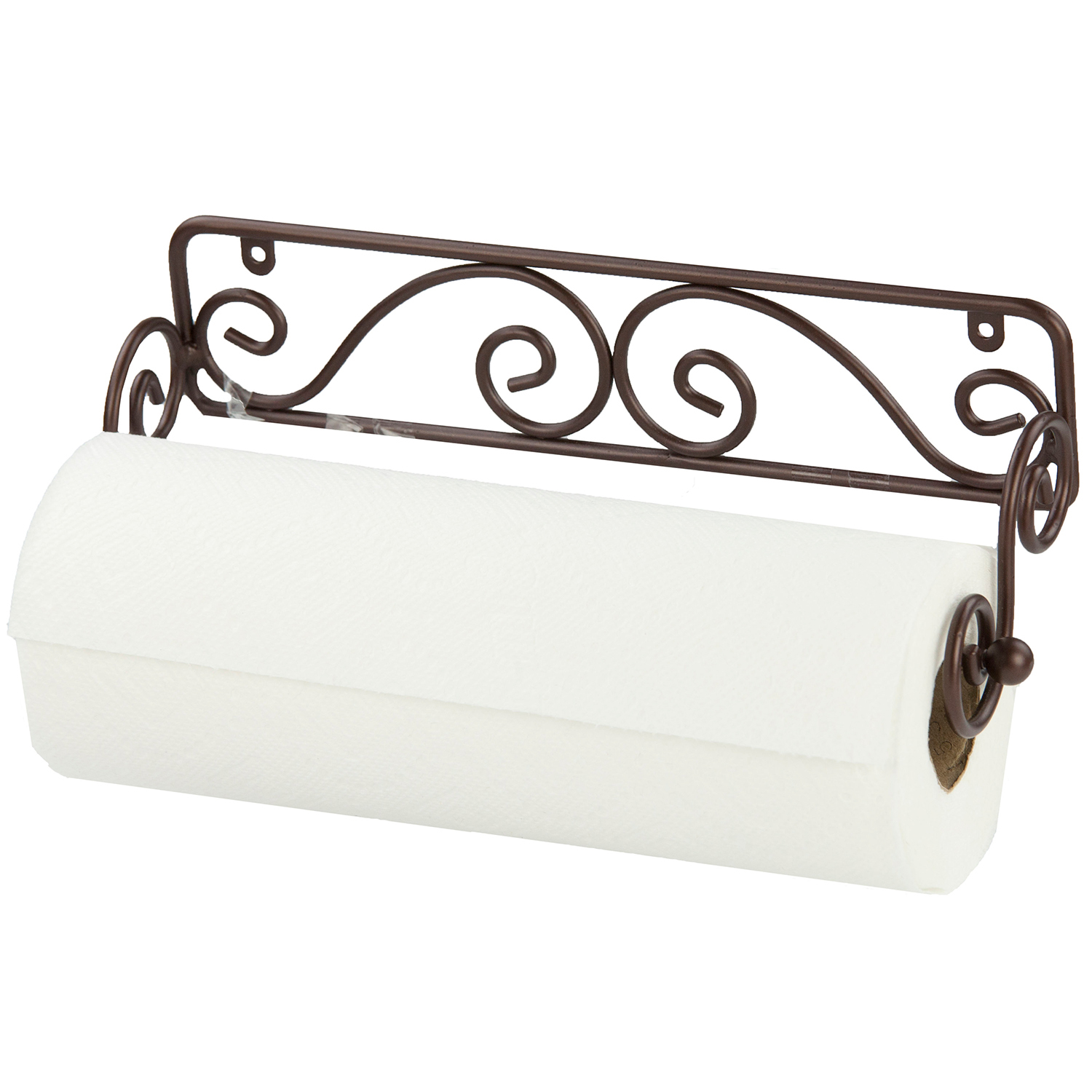 Bronze Wall Mounted Paper Towel Holder