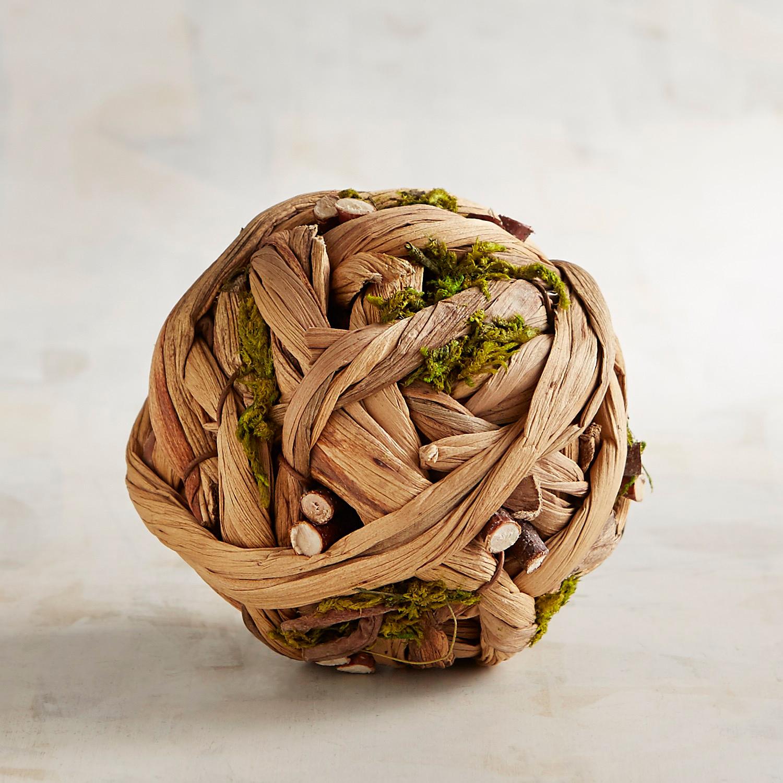 Woodland & Moss Sphere