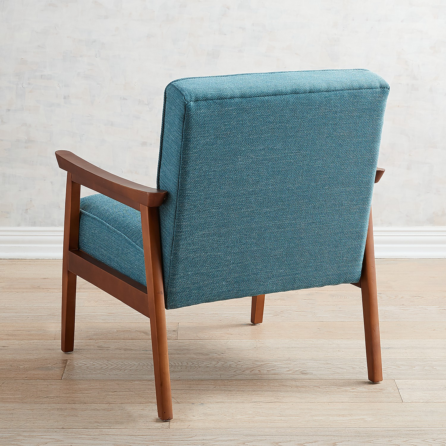 variation thumbnail of Fulton Blue Armchair