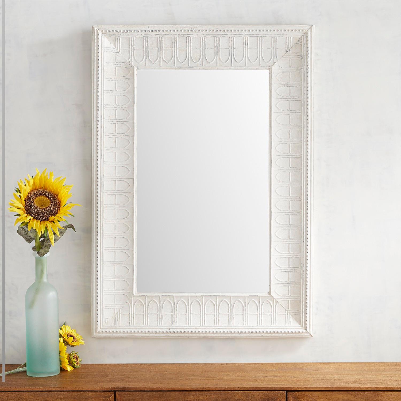 Classic Embossed Mirror