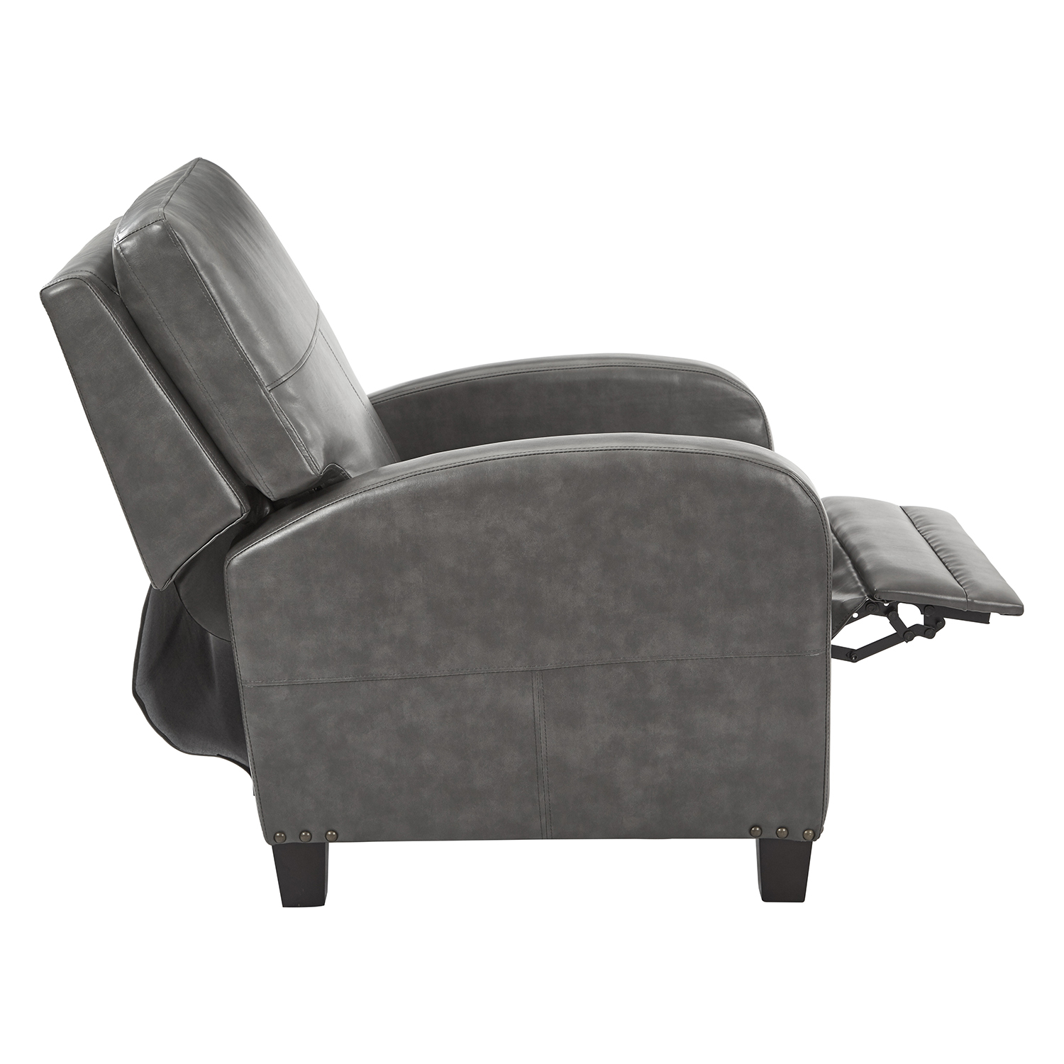 Wellington Pewter Recliner