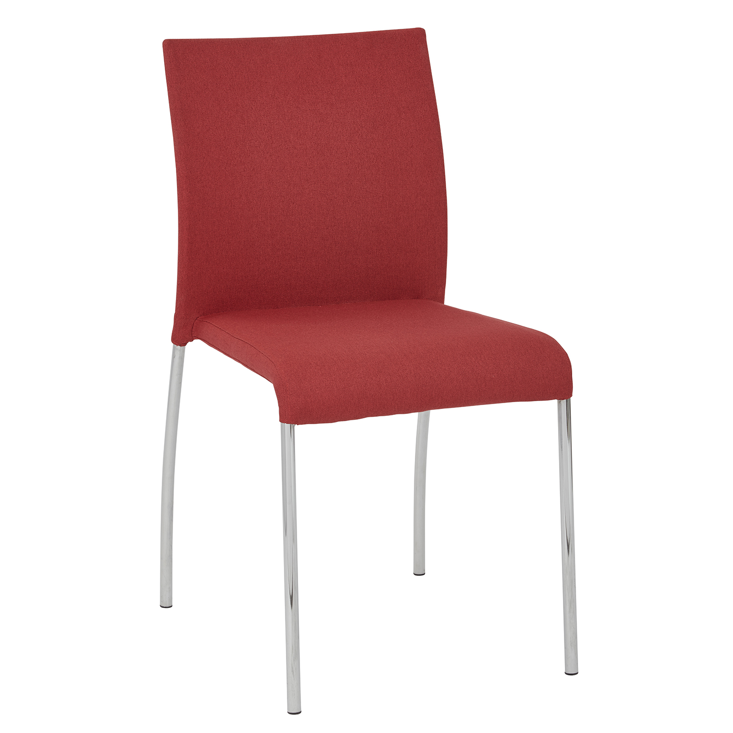 Red Stacking Chair Set Of 2