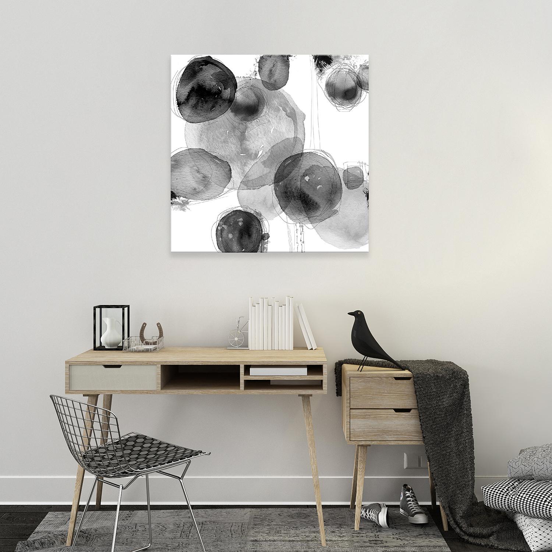 Droplets Printed Acrylic Wall Art