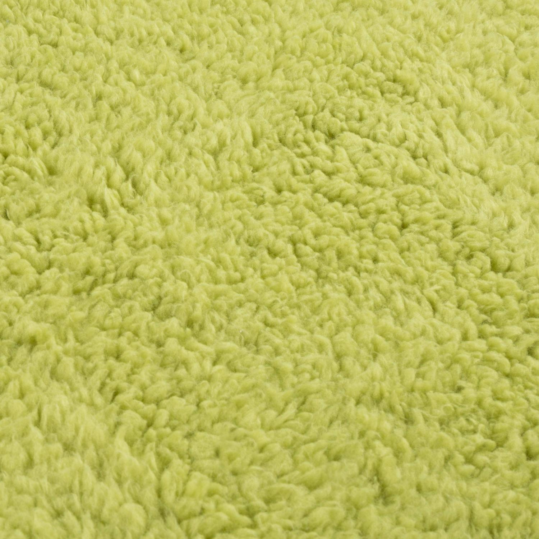 Sage Green Sherpa Pillowcase