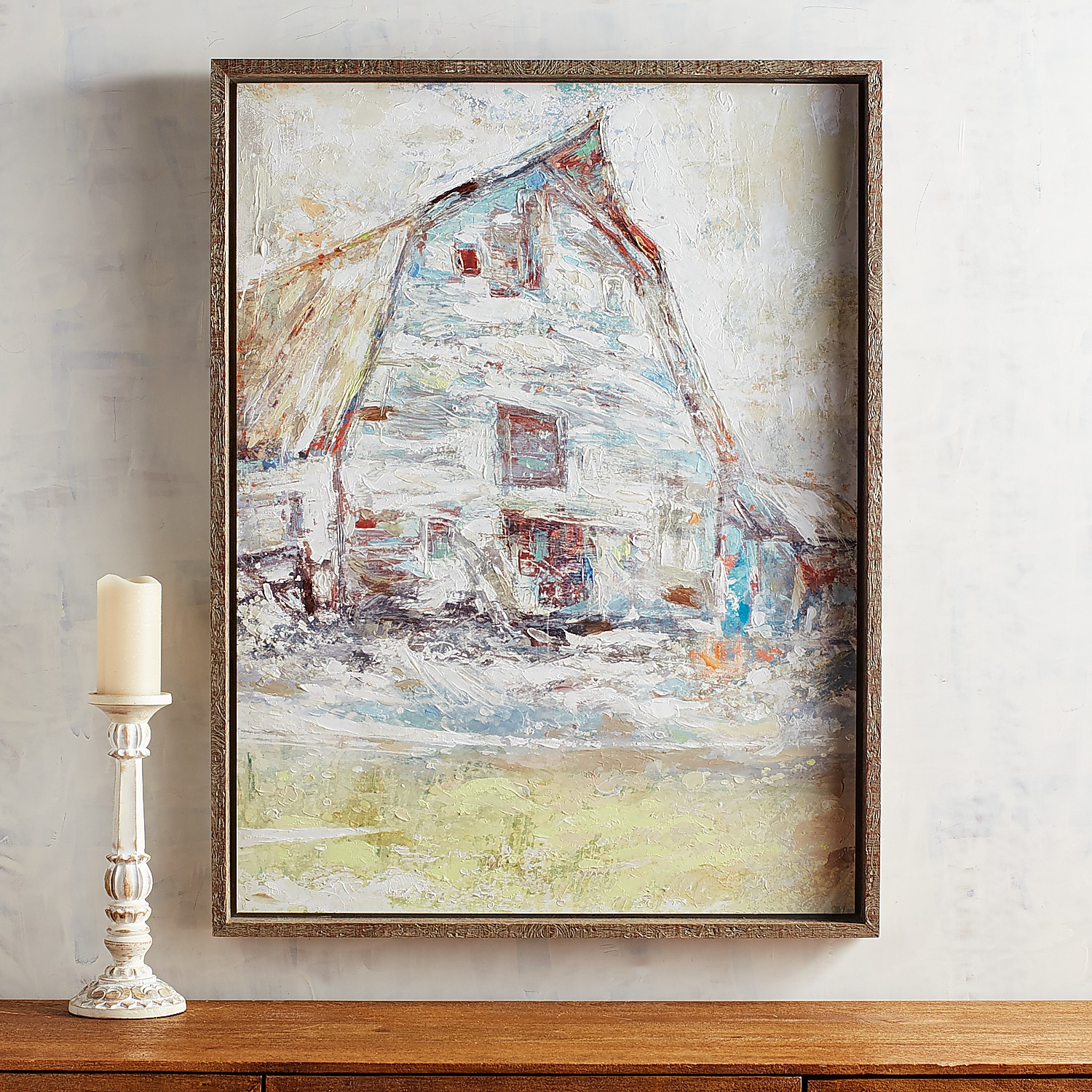Rustic Barn Wall Art