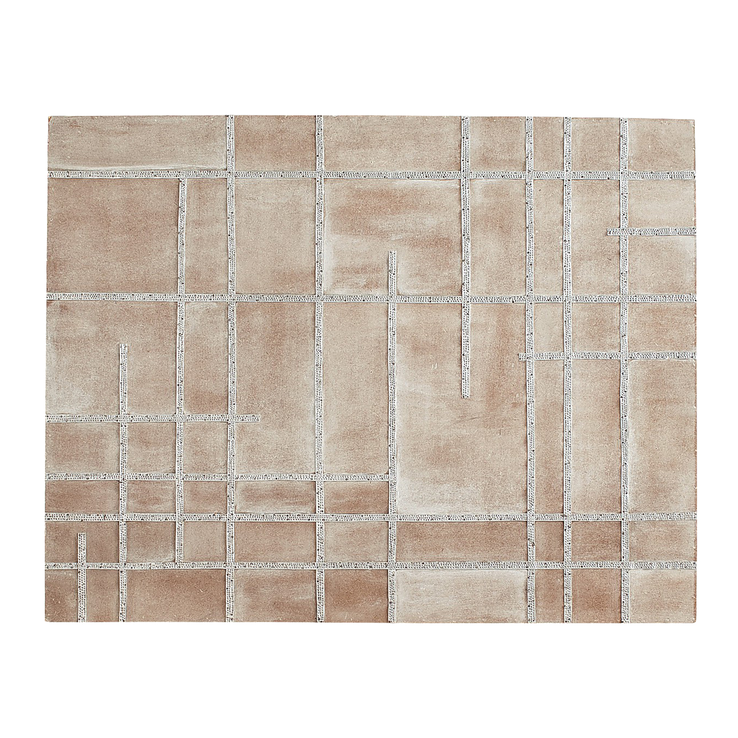 Mosaic Patchwork Wall Panel