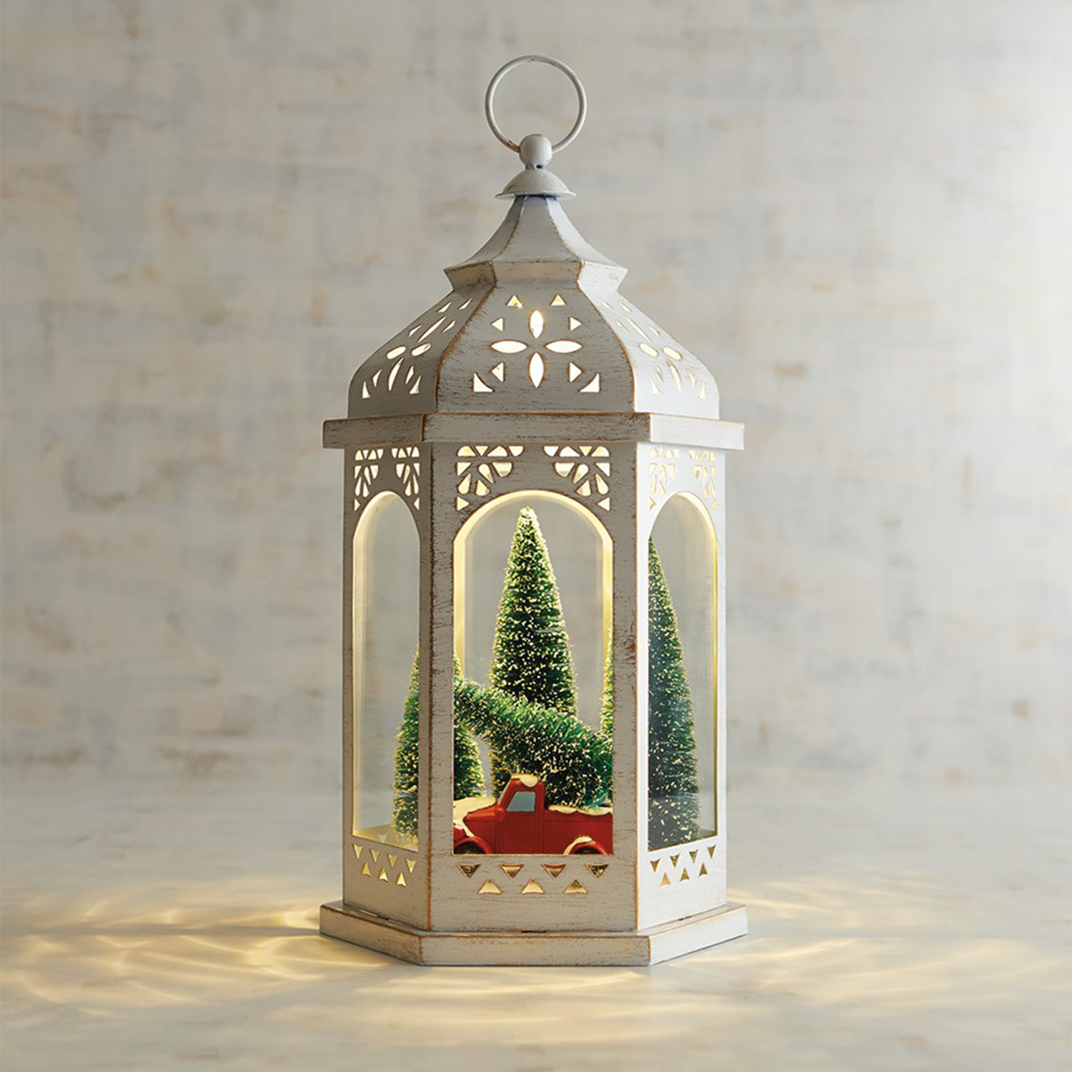 LED Light-Up Pickup & Tree Lantern