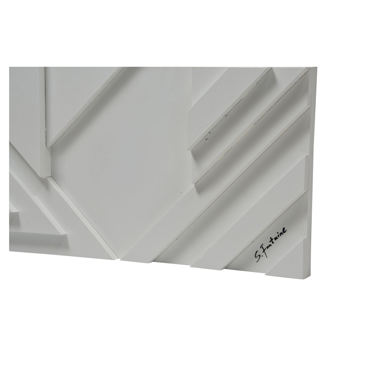 Vector ll Wall Decor Panel