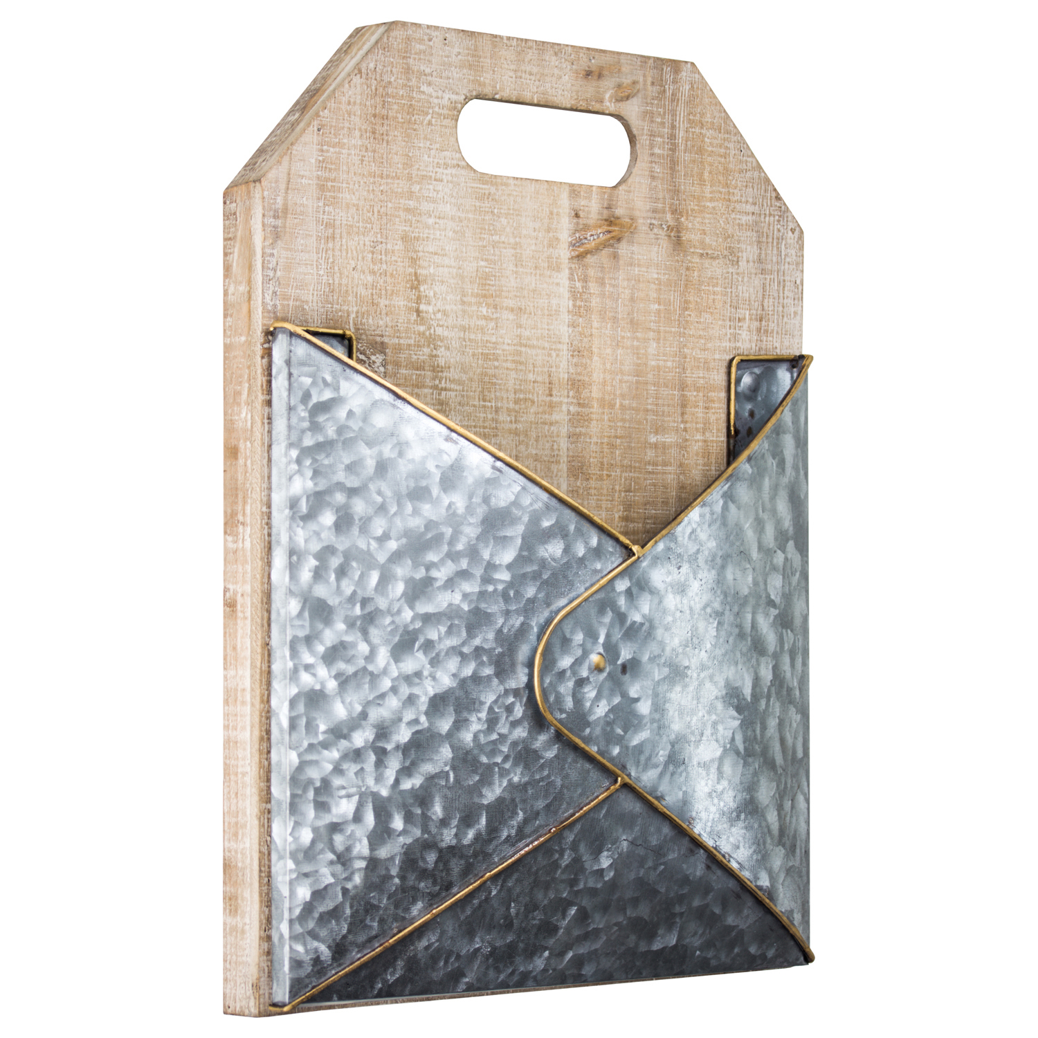 American Art Decor Hanging Mail Organizer