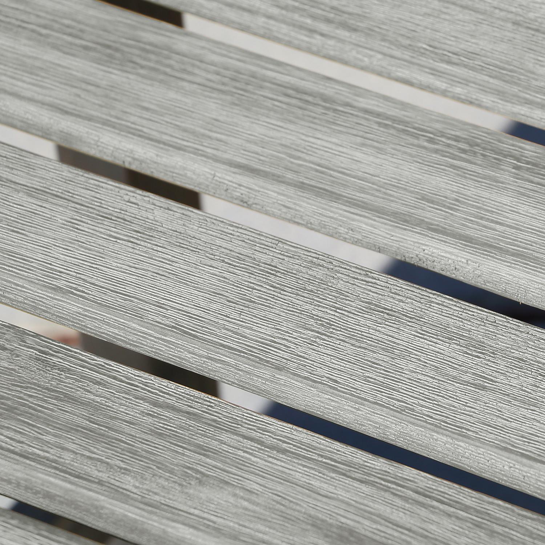 Renaissance 5' Hand-Scraped Wood Garden Bench