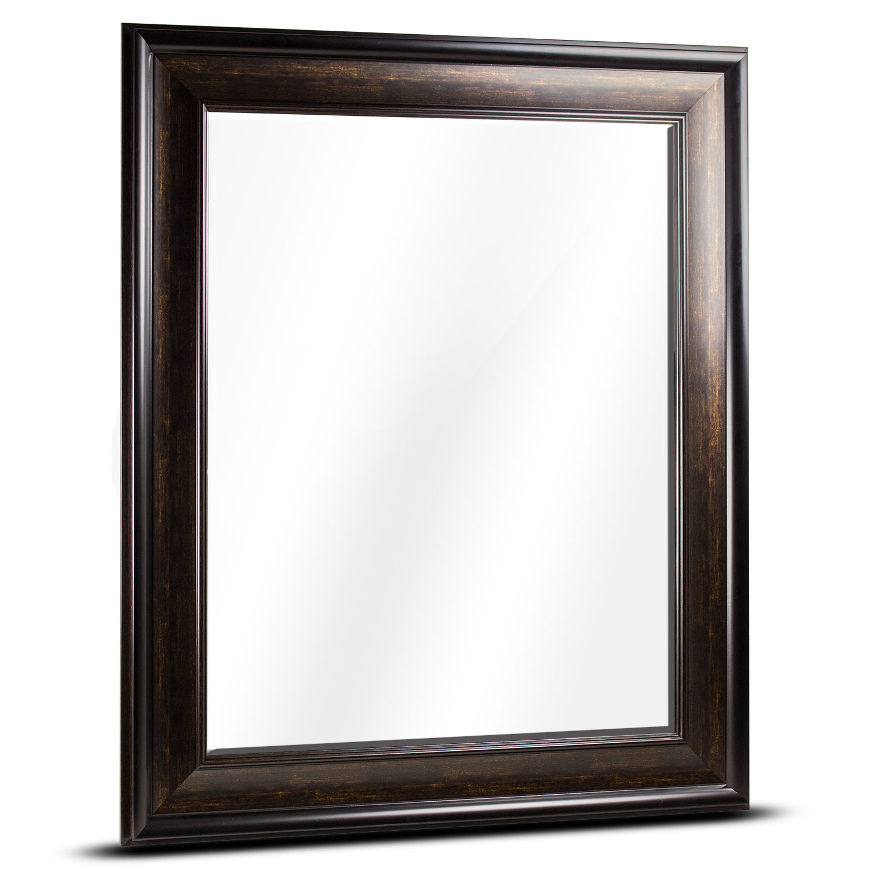 Hartley Large Rectangular Wall Vanity Mirror