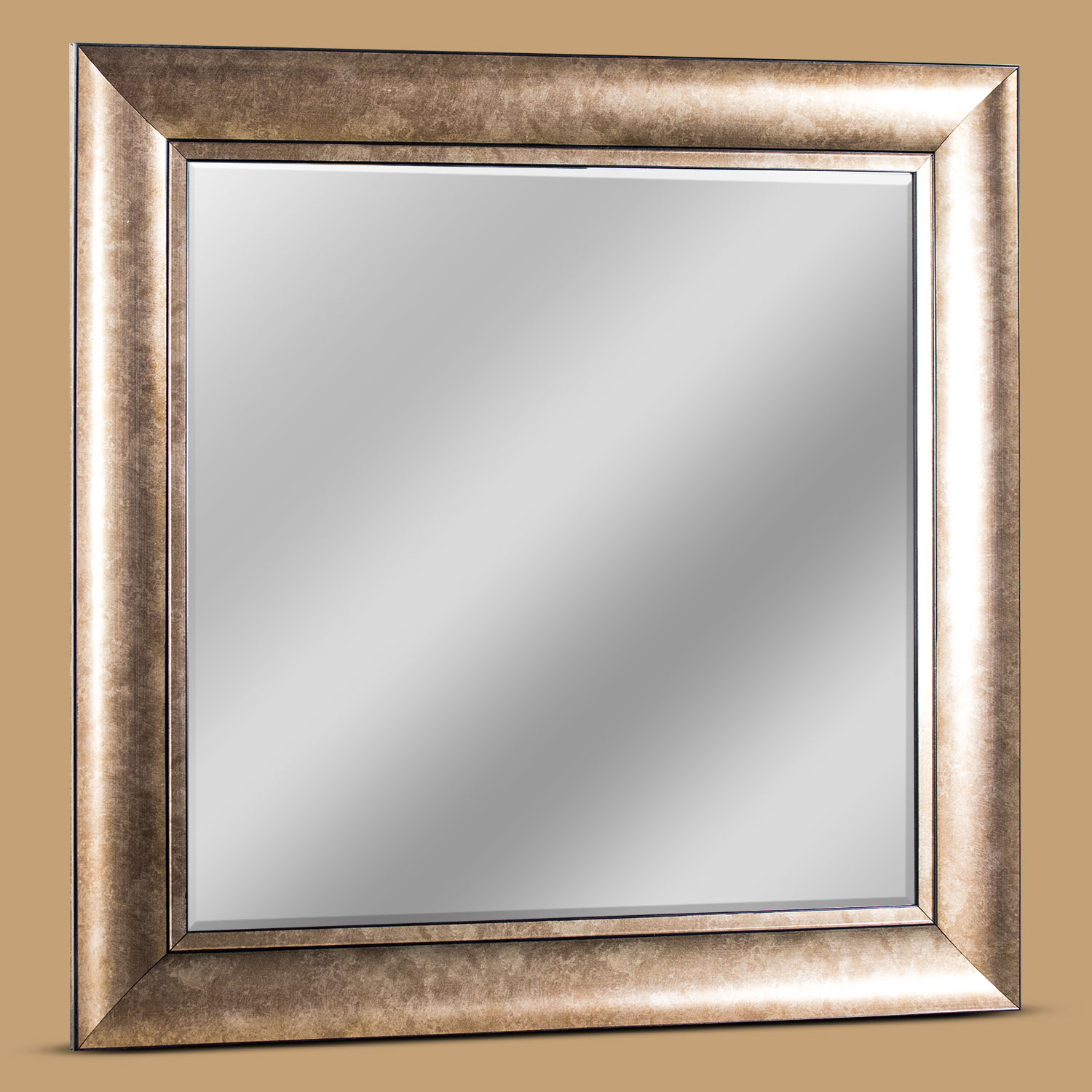Hartley Medium Square Wall Vanity Mirror