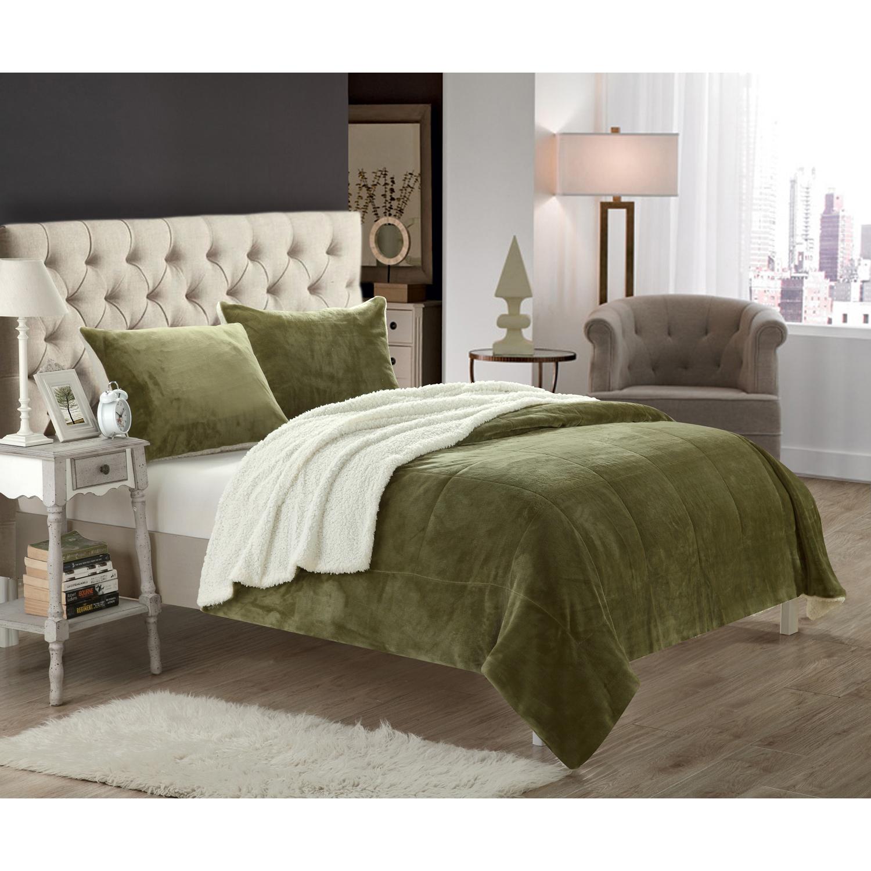 Ernest Green Queen Comforter Set