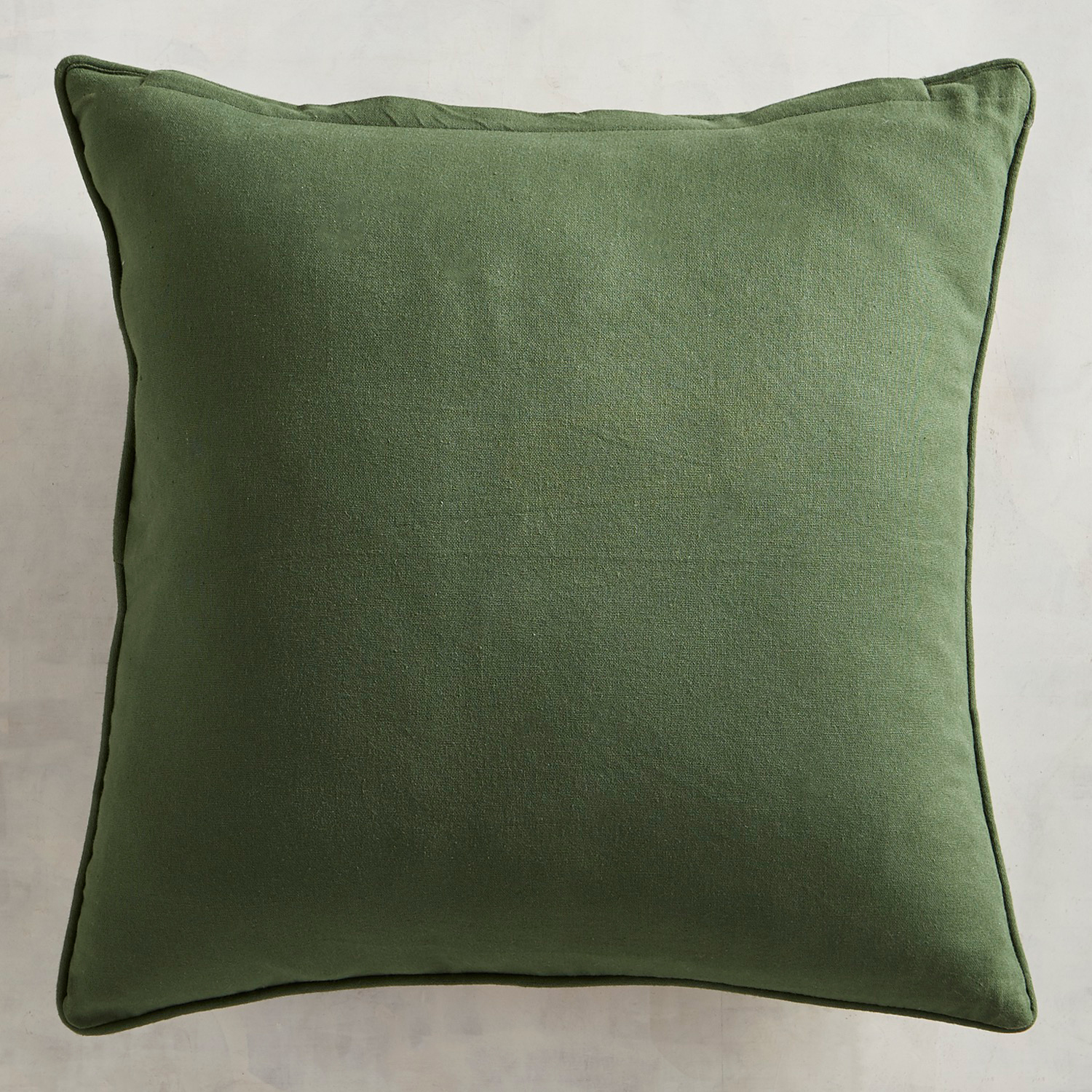 Jacobean Multifloral Gray Pillow