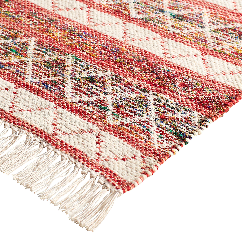 Multicolor Yarn 2x3 Rug