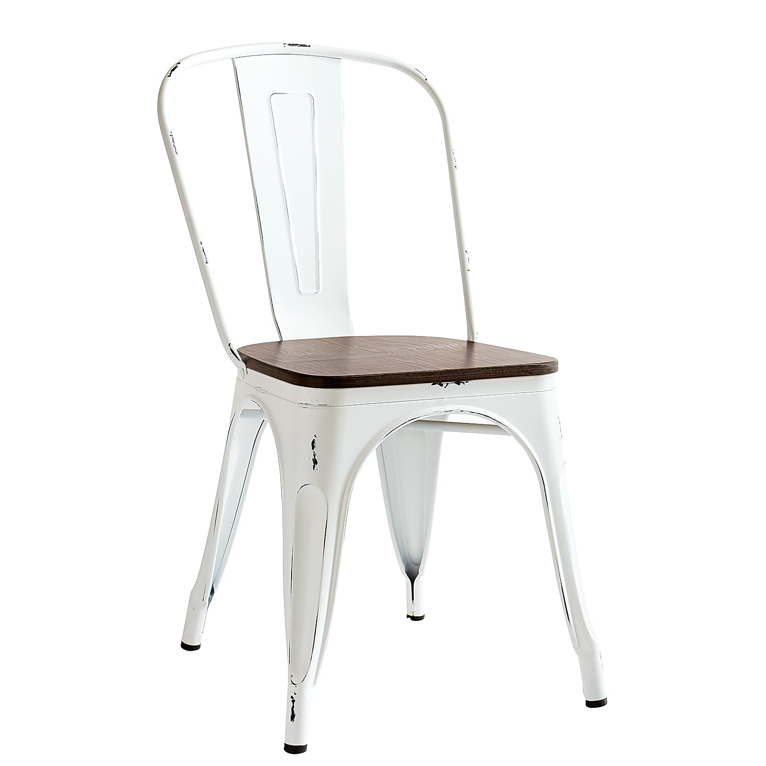 Colfax White Dining Chair