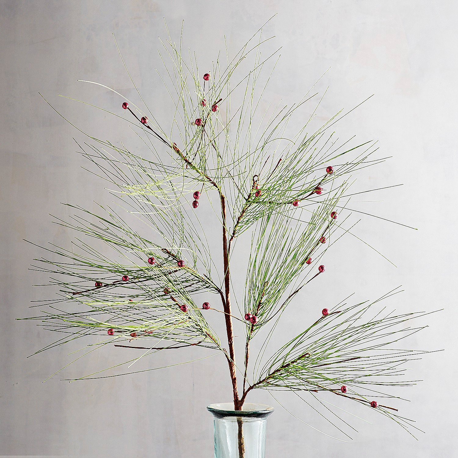 Pine Spray with Berries