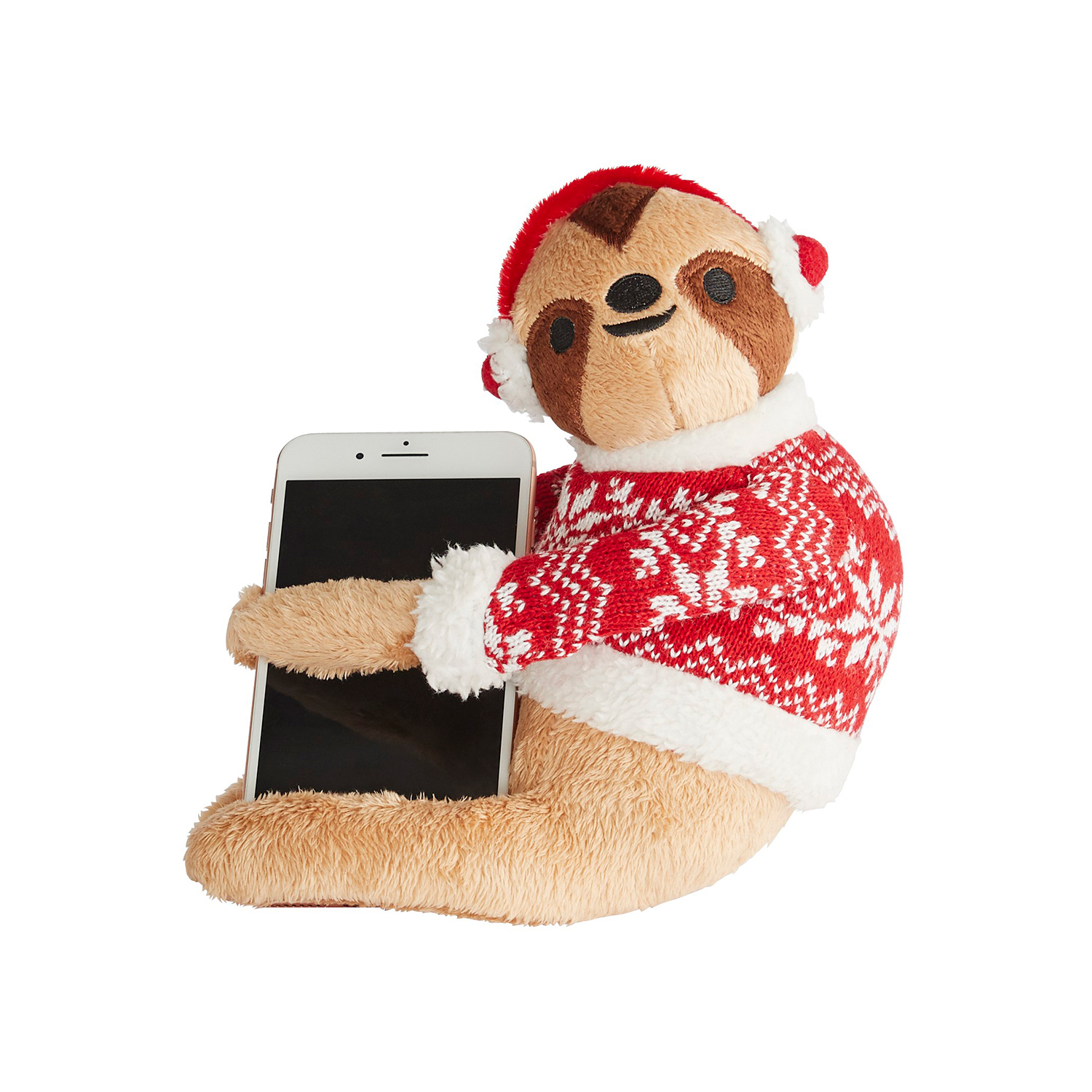 Holiday Sloth Bottle Cover