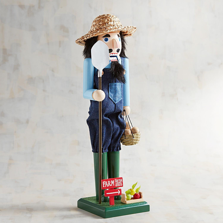 "Farmer 15"" Nutcracker"