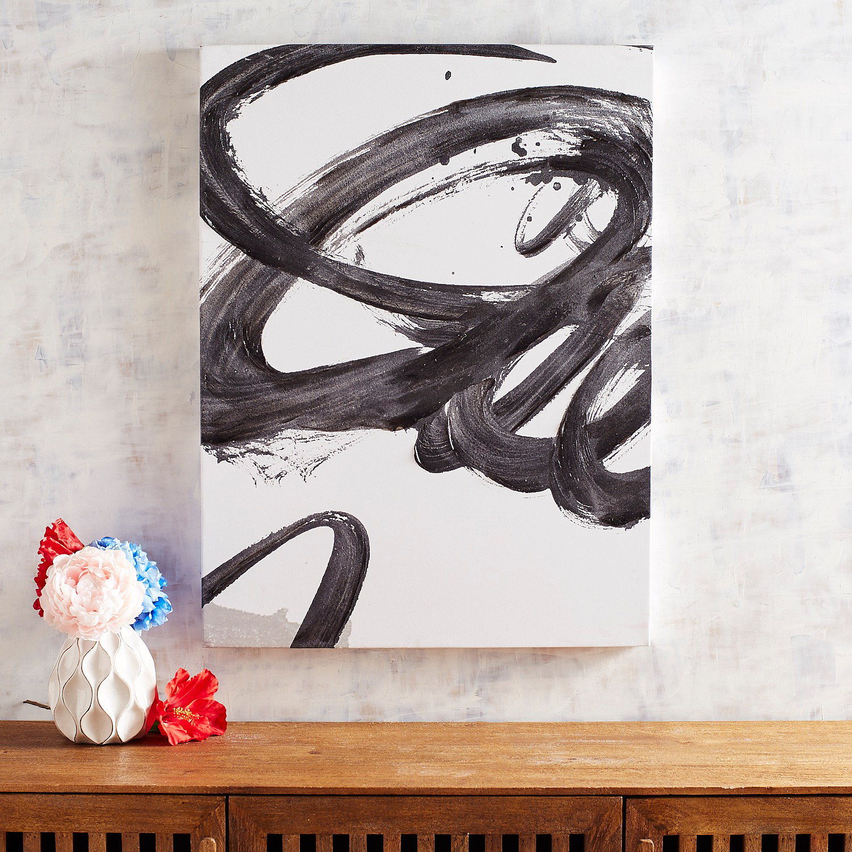 Monochrome Elation Wall Art