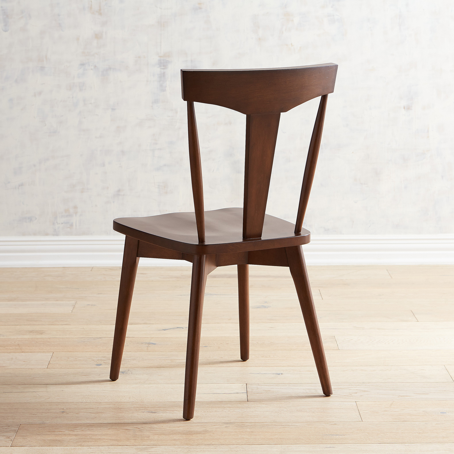 Milano Cafe Brown Dining Chair