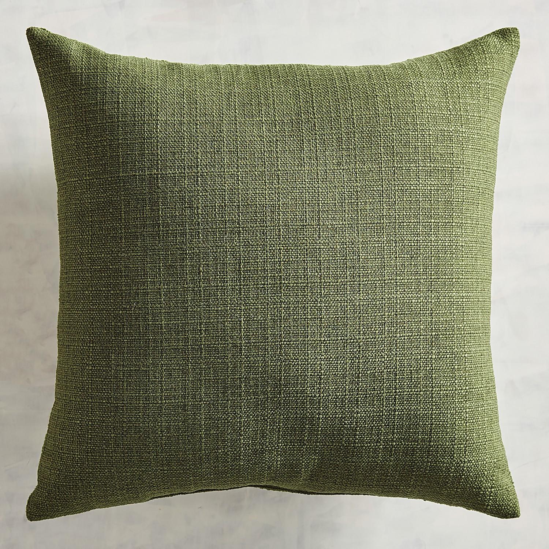Donahue Green Pillow