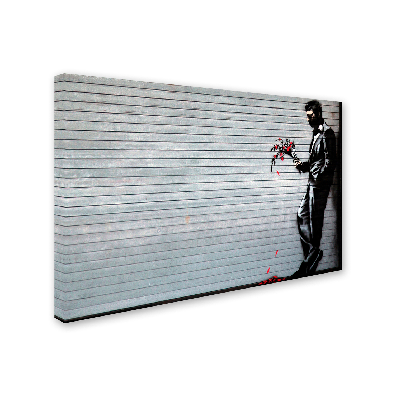 Banksy Wall Collection Wall Art Set of 6