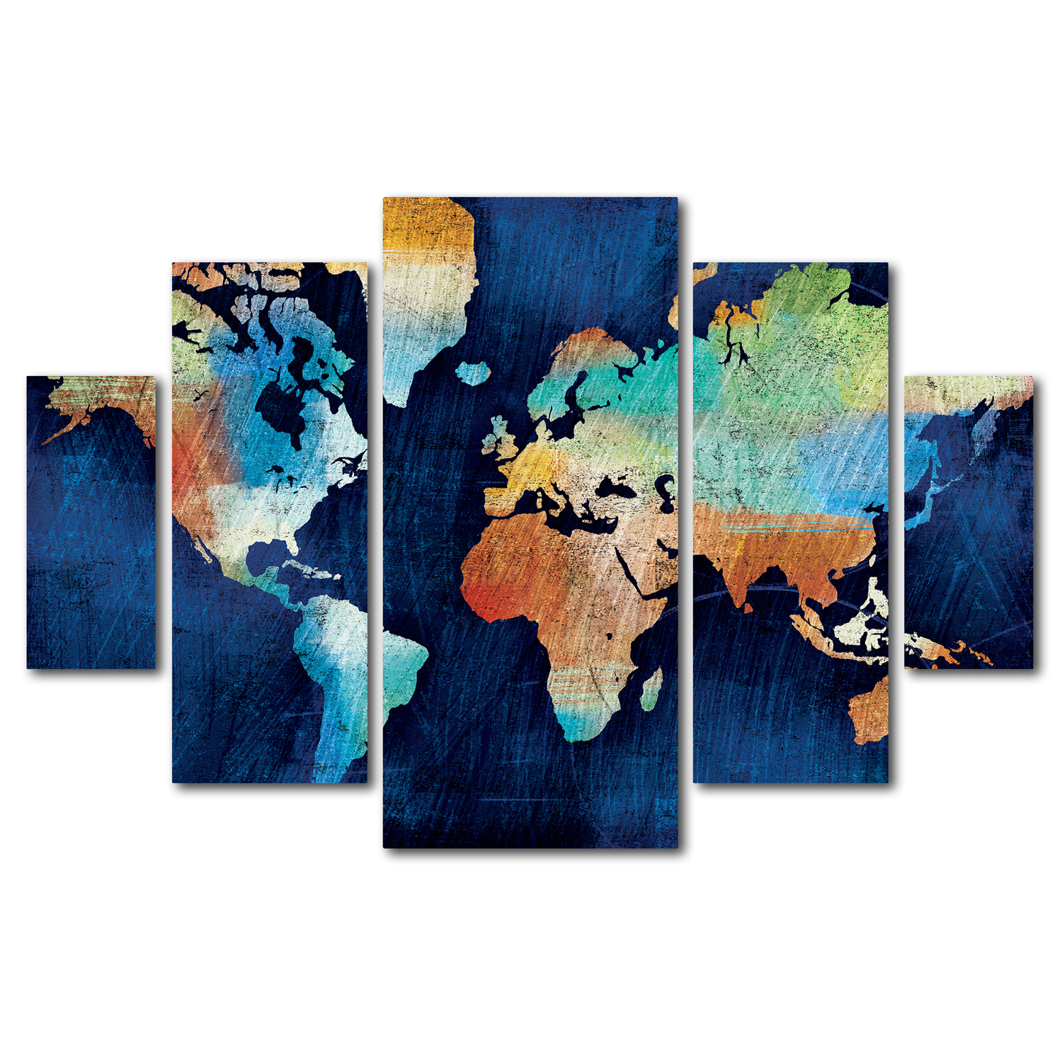 Seasons Change Wall Art Set of 5