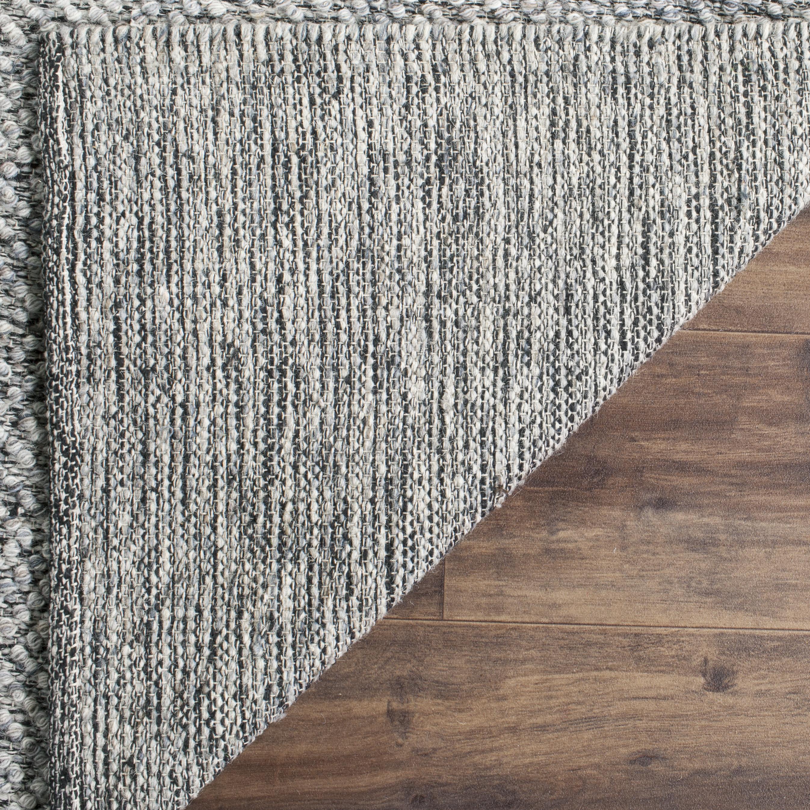 Chipley 503 6' X 9' Brown Wool Rug