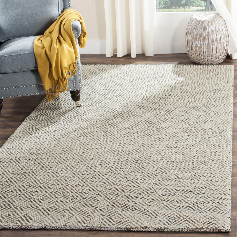 Chipley 503 9' X 12' Ivory Wool Rug