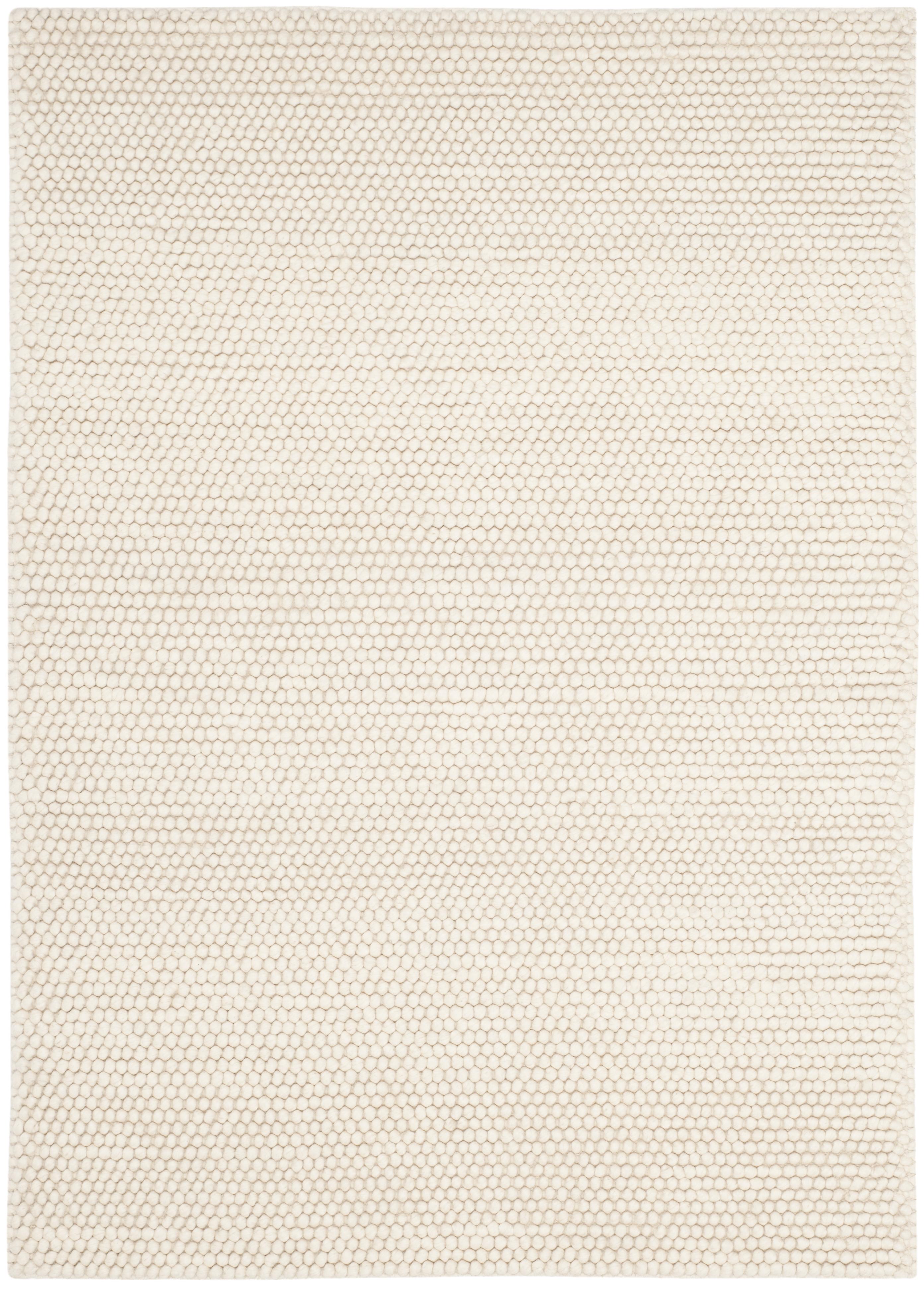 Chipley 620 3' X 5' Ivory Wool Rug