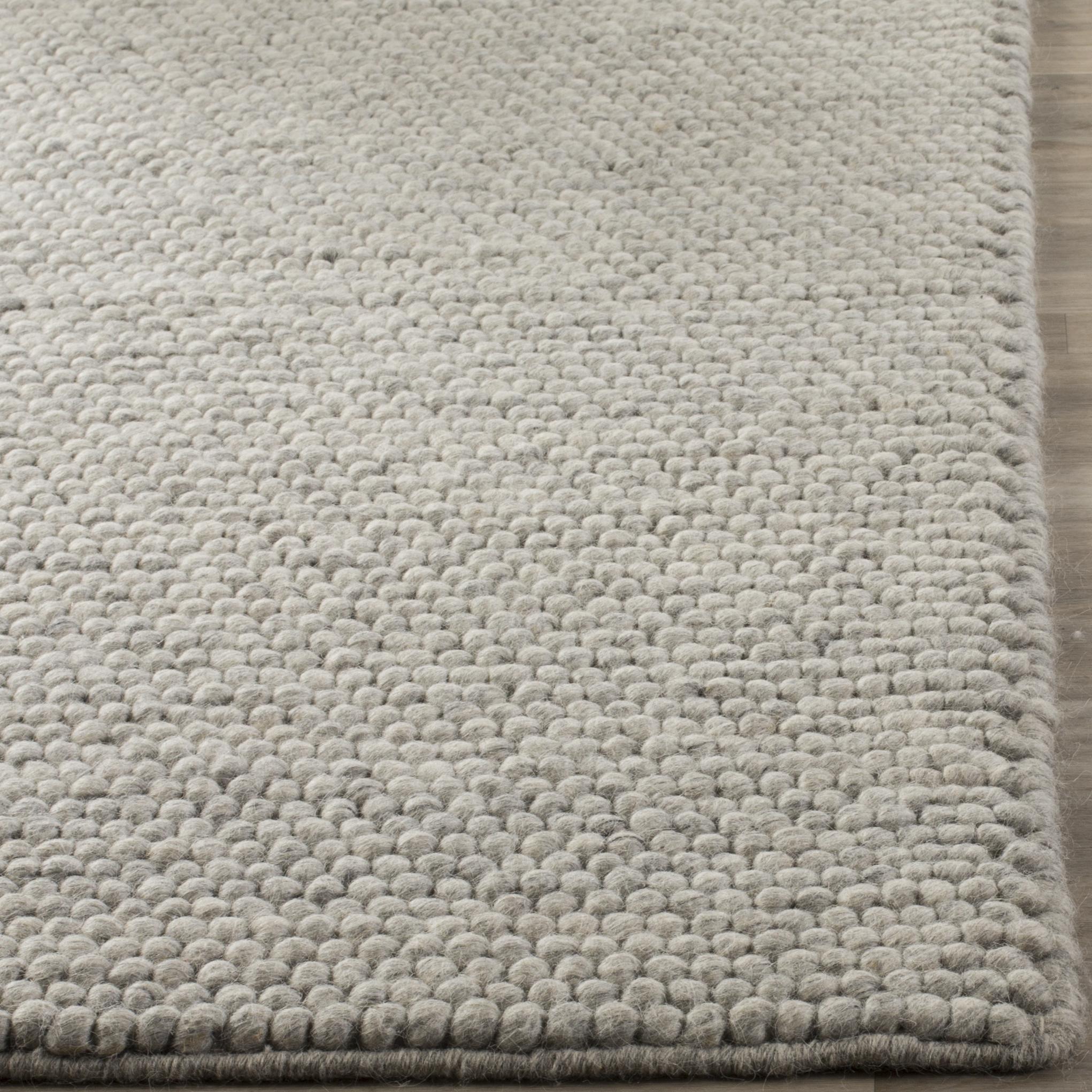 Chipley 620 9' X 12' Silver Wool Rug