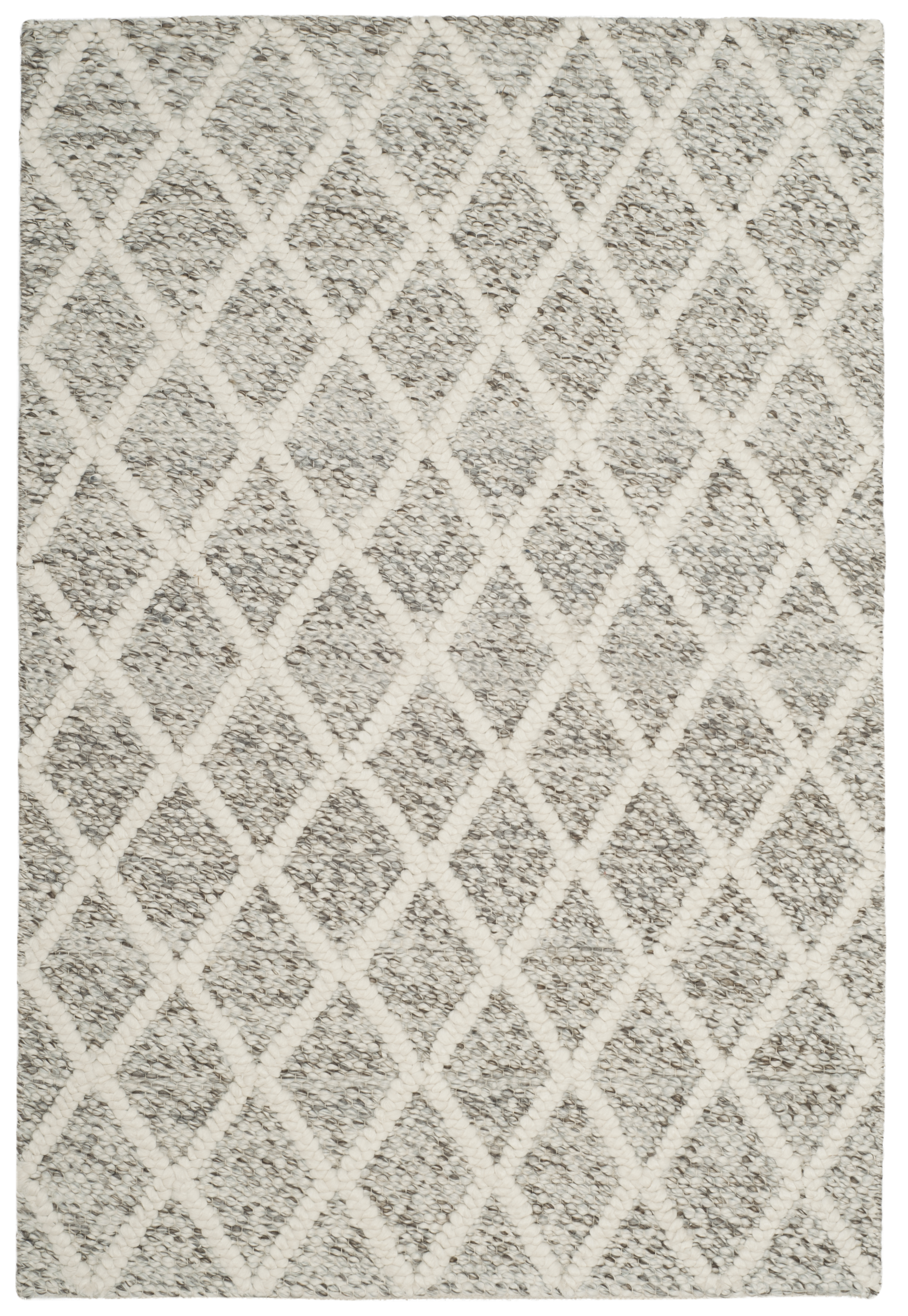 Chipley 711 4' X 6' Ivory Polyester Rug