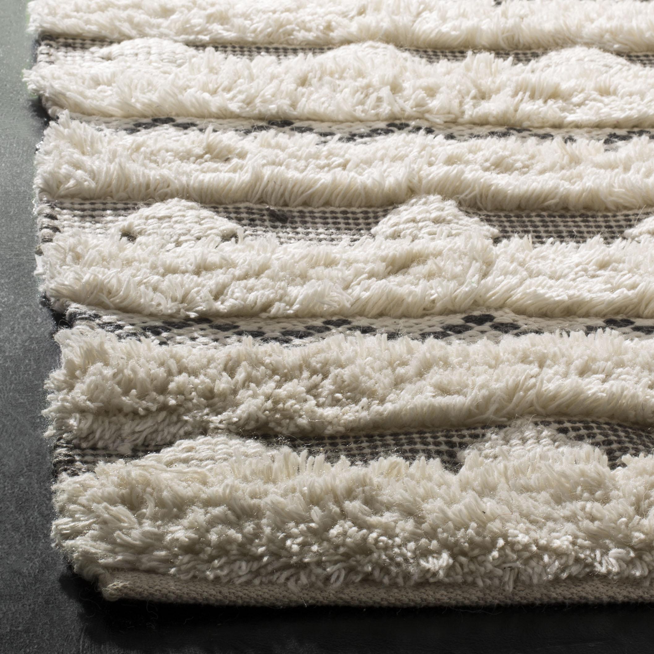 Chipley 950 6' X 9' Ivory Wool Rug