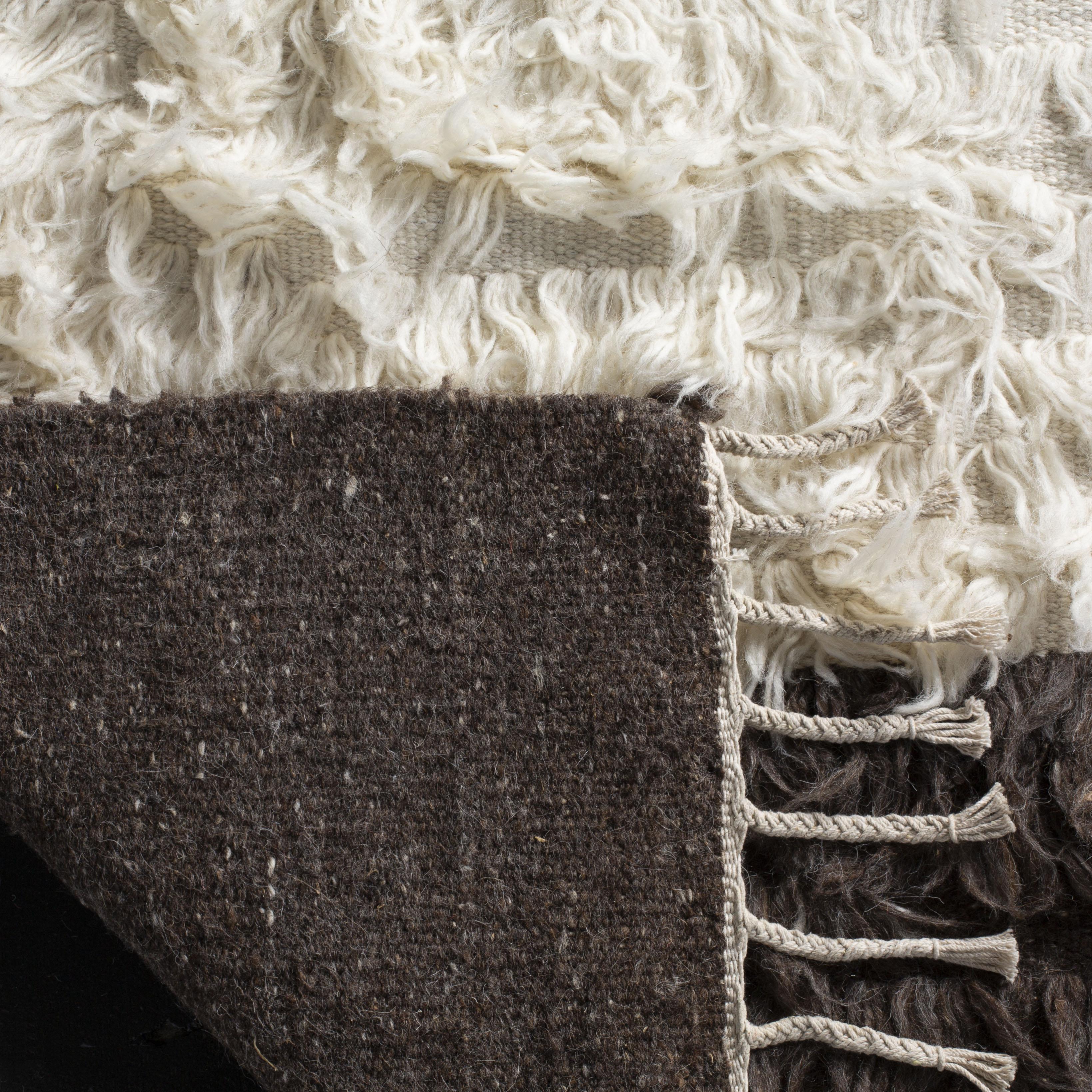 Gypsy 225 8' X 10' Gray Wool Rug