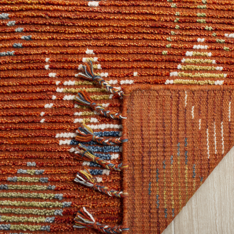 Gypsy 526 9' X 12' Ivory Wool Rug