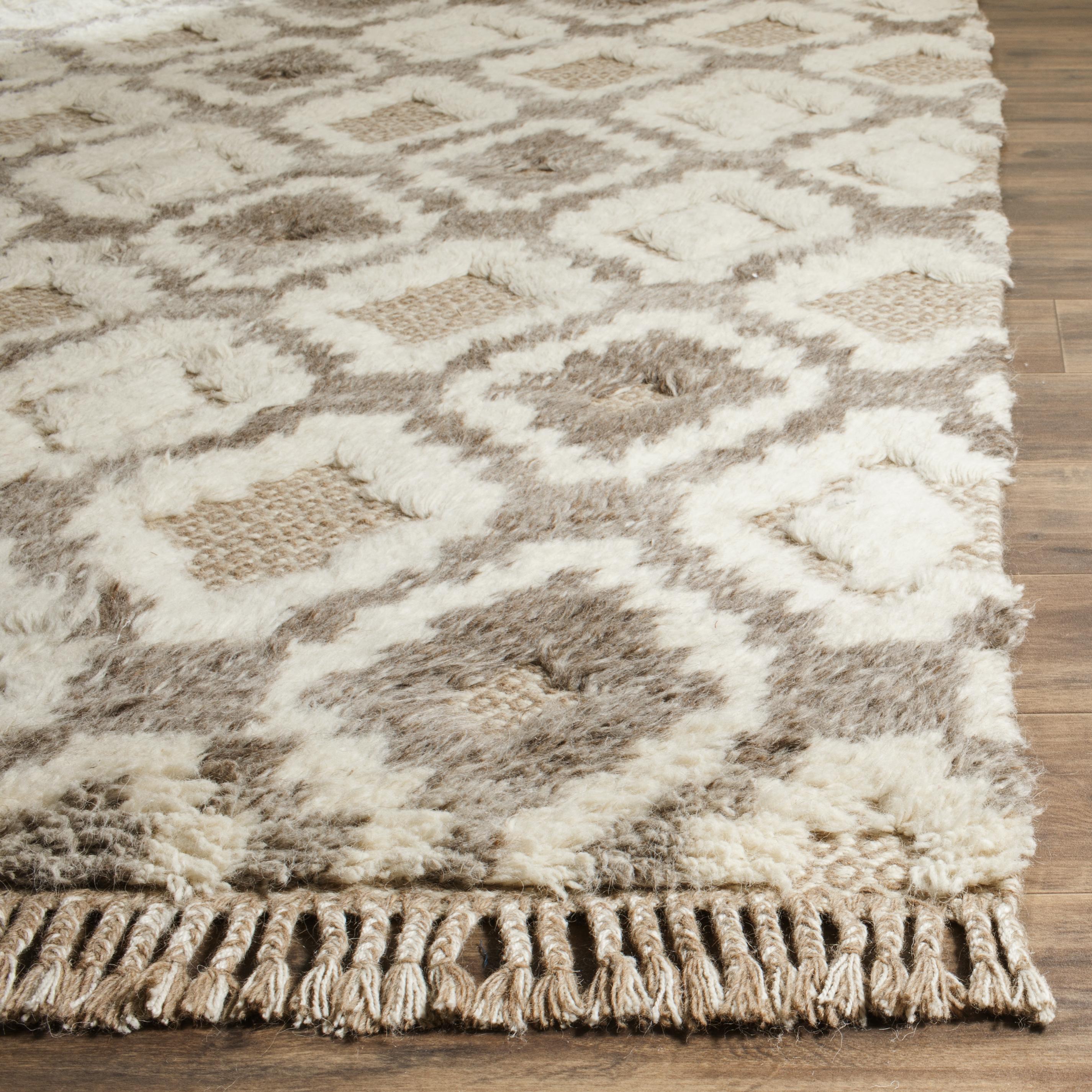 Gypsy 807 8' X 10' Natural Wool Rug