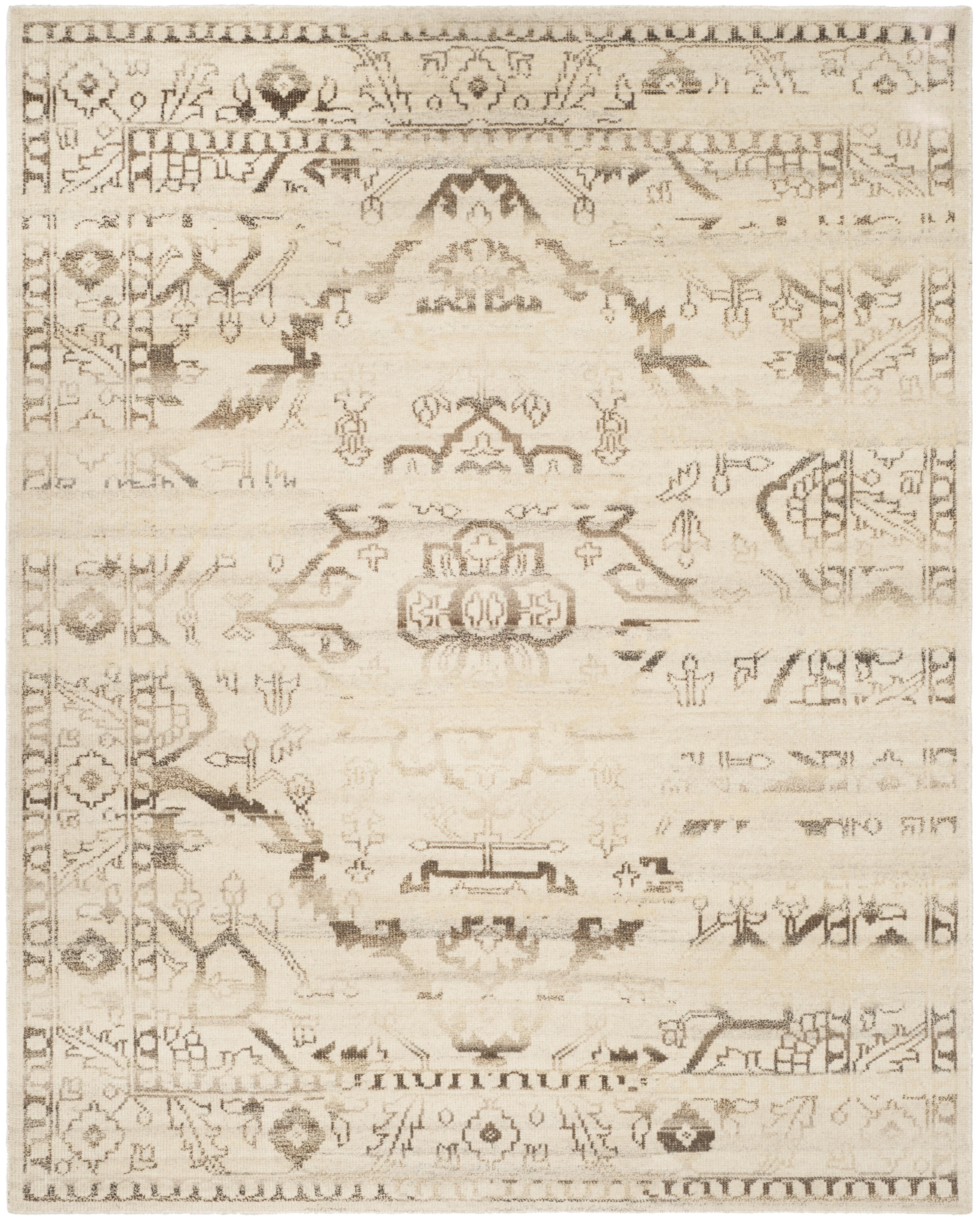 Gypsy 817 8' X 10' Natural Wool Rug