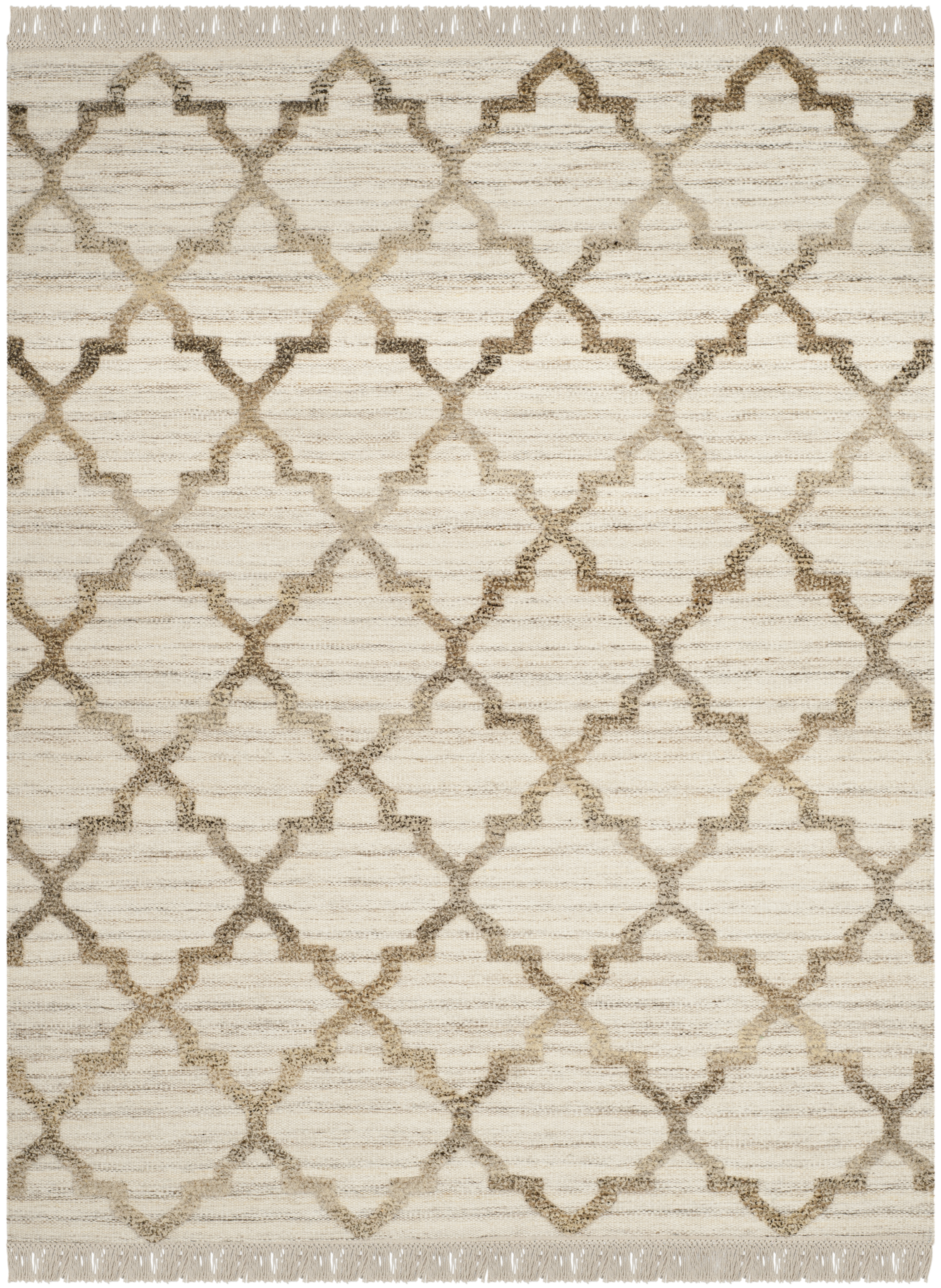 Gypsy 825 5' X 8' Natural Wool Rug