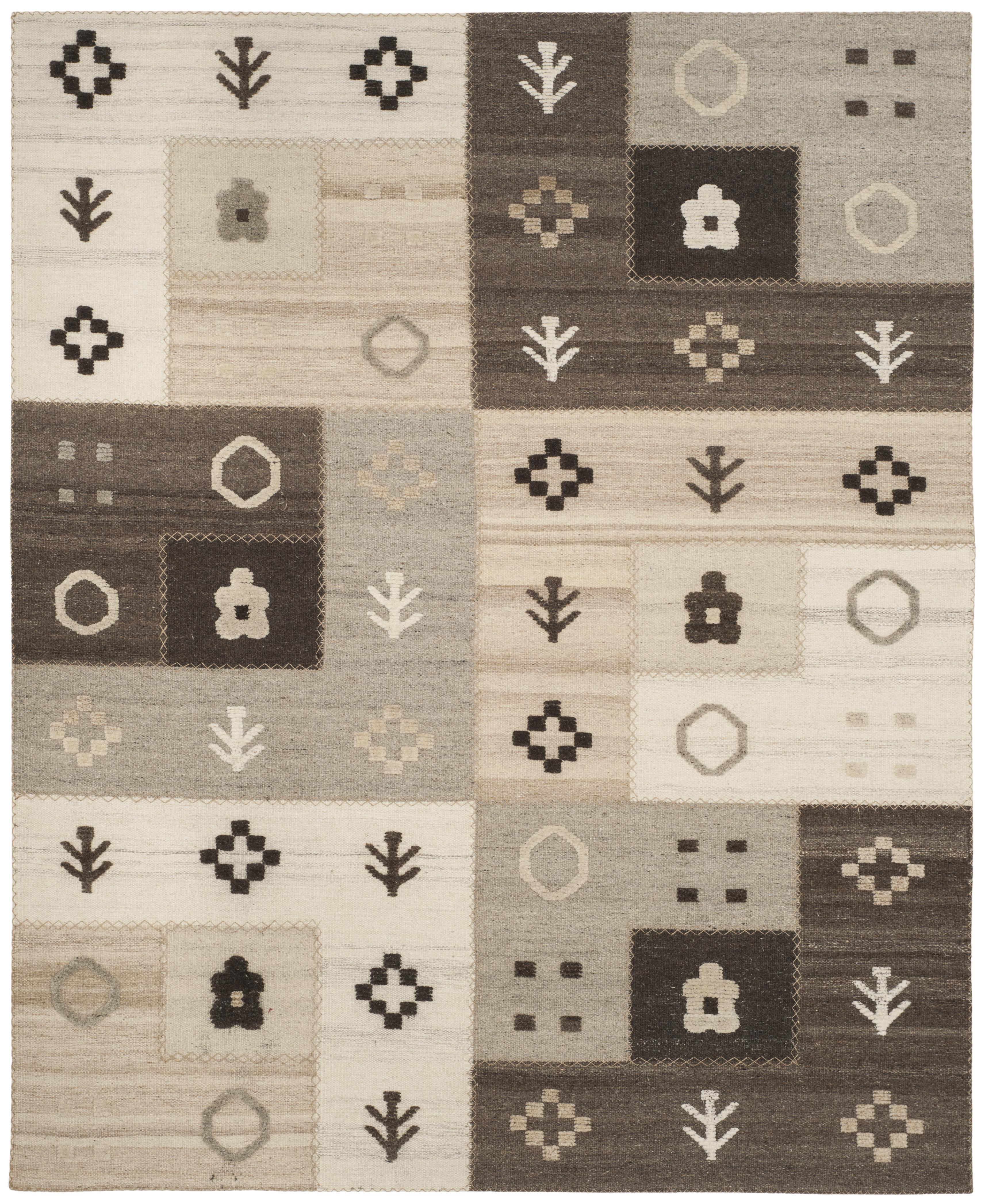 Gypsy 832 9' X 12' Natural Wool Rug