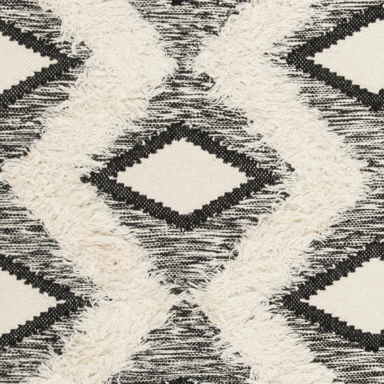 Gypsy 906 5' X 8' Black Wool Rug