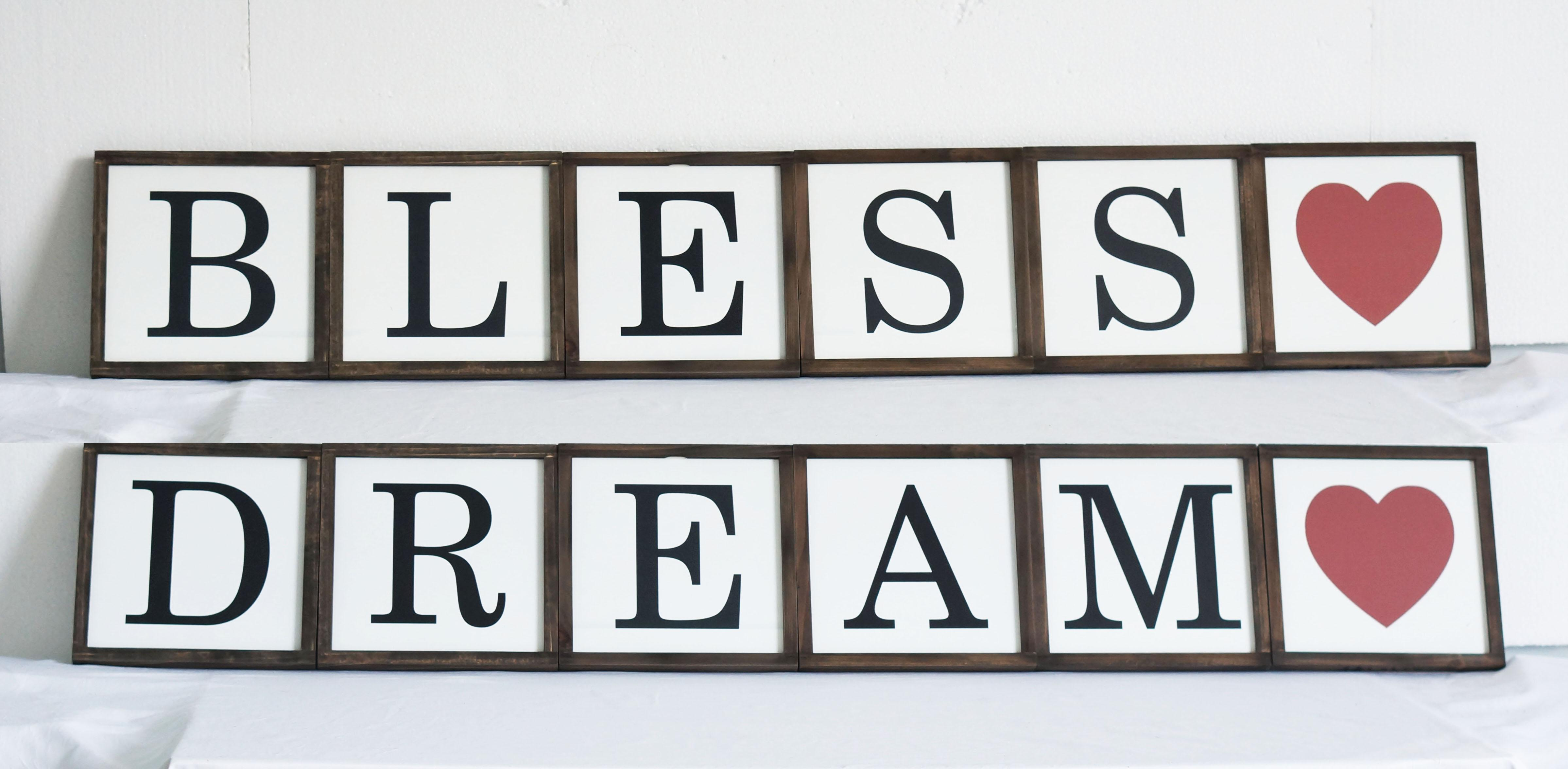Reversible Dream / Bless Sign