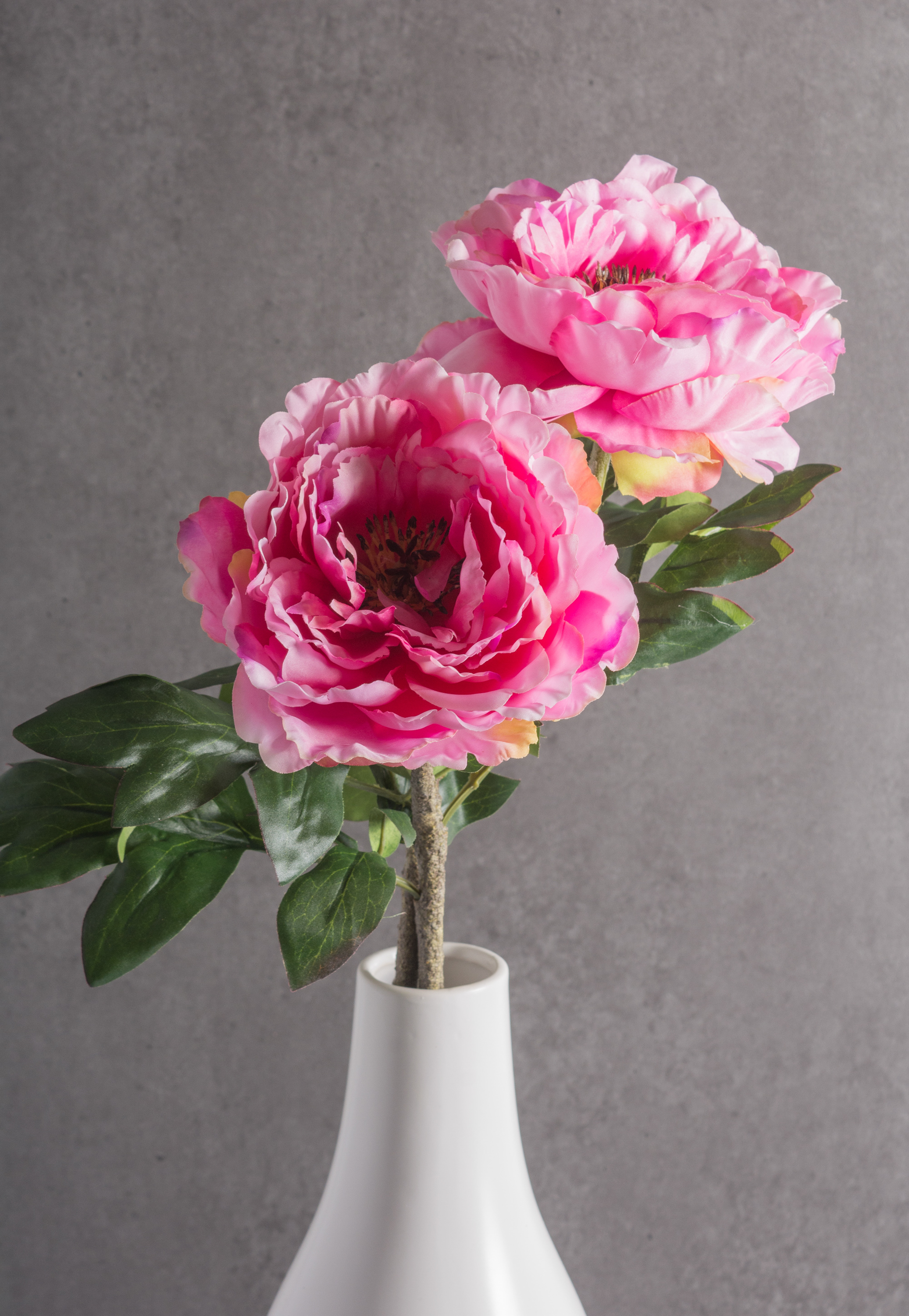 Flower Peony Light Pink (Set of 3)