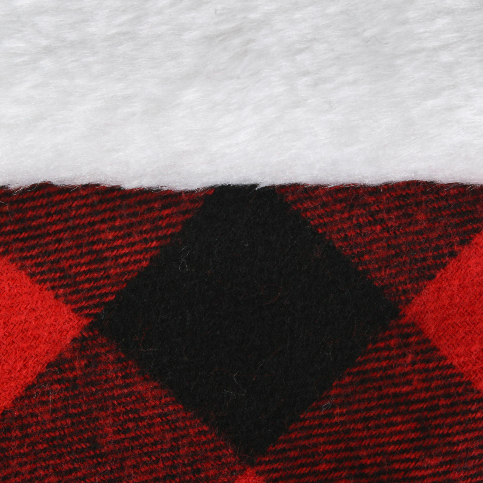 Holiday Stockings Red And Black Buffalo Check(Set of 2)