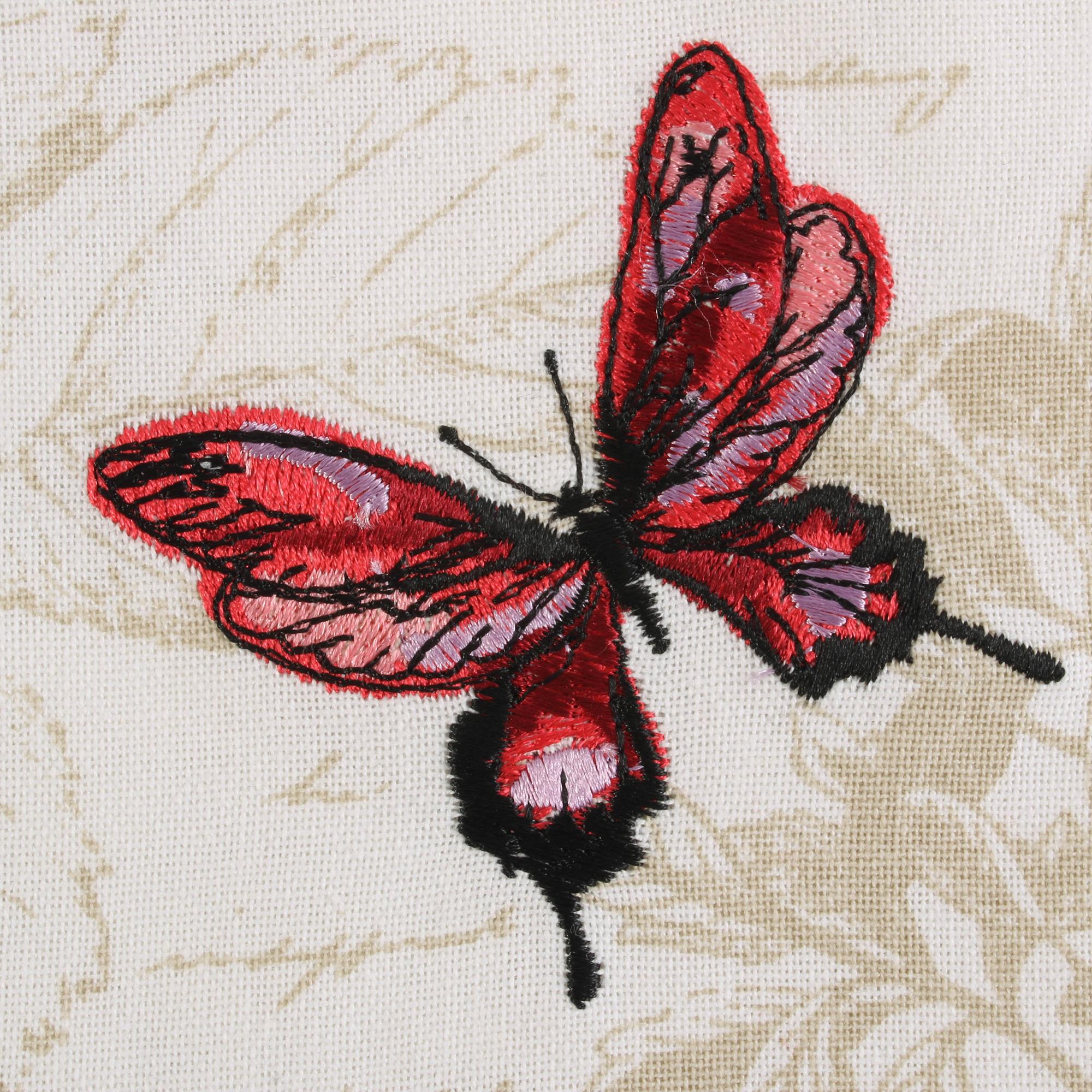 Botanical Print Kitchen Textiles, 20x20