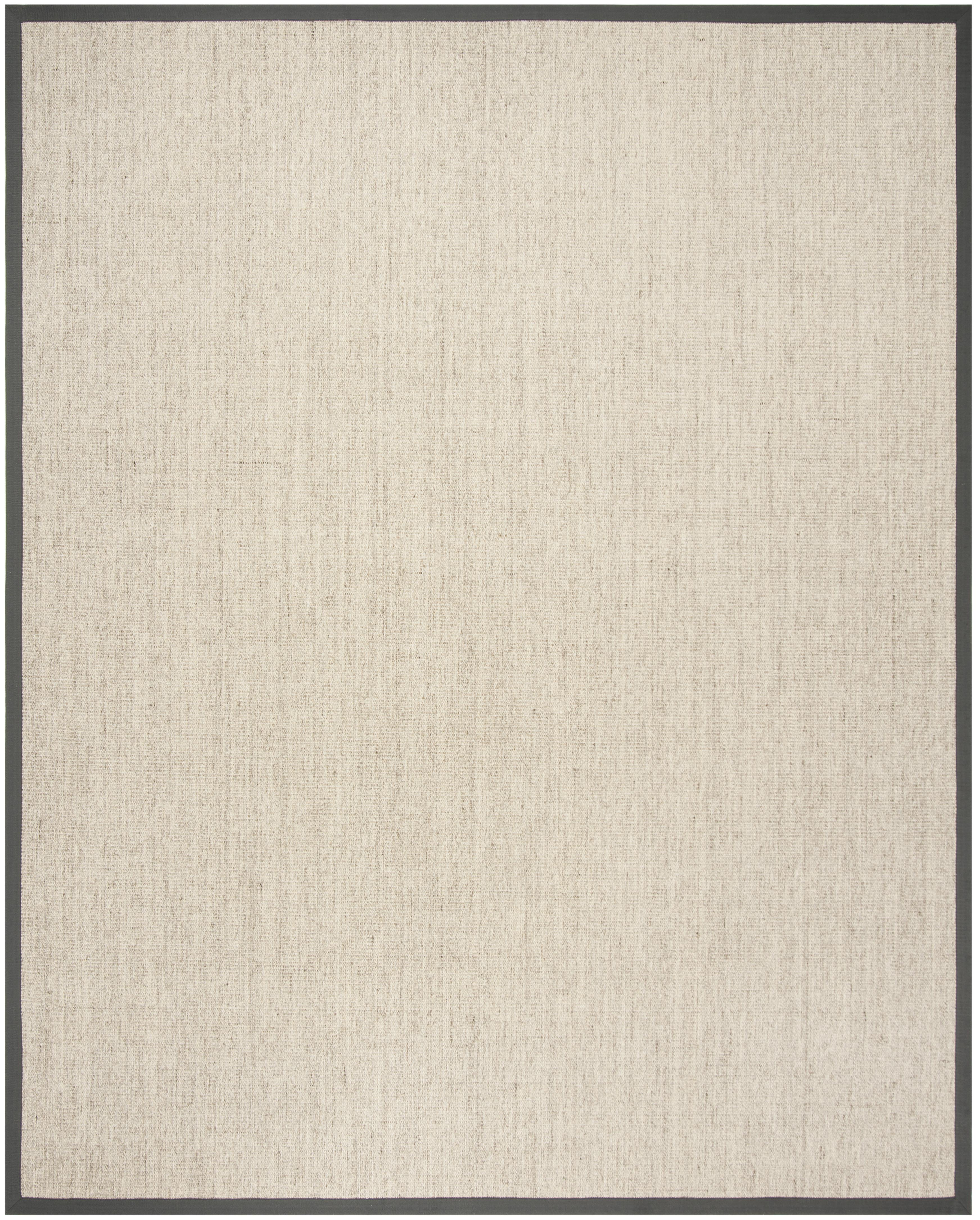 Danford 441 5' X 8' Gray Jute Rug