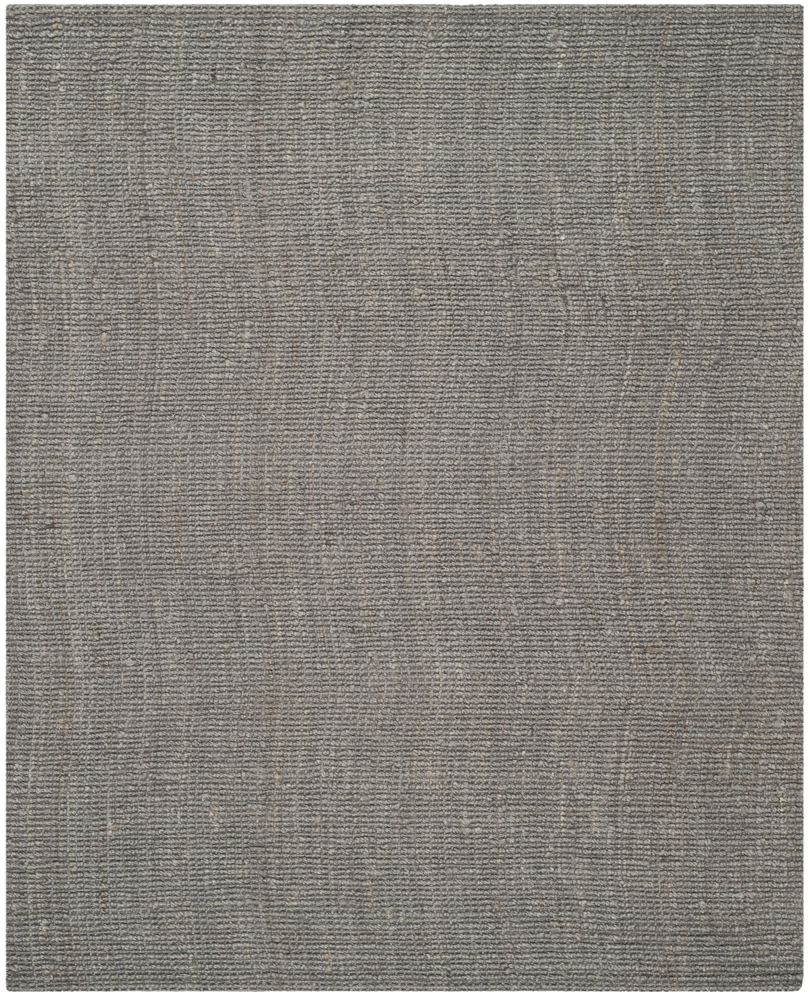Danford 447 4' X 6' Gray Jute Rug