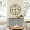 Gold Big Time Clock