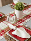 Orchard Plaid Table Runner 14x72