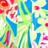Summer Floral With Zipper  Round Outdoor Tablecloth